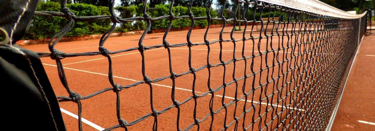 Netz aus der Nähe