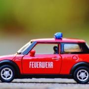 Feuerwehrauto Matchbox