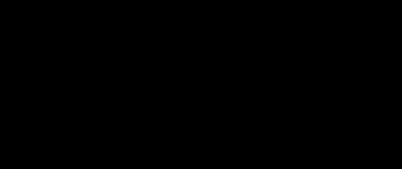 Zwei gekreuzte schwarzweiß karierte Rennflaggen